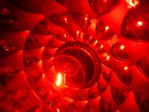 Spiral Lights Royalty Free Stock Photos