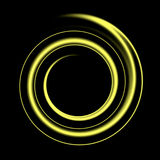 Spiral mandala Stock Photos
