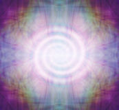 Spiral Meditation Mandala Royalty Free Stock Photos