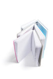 Spiral Note Pads Stock Photos