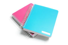 Spiral Note Pads Stock Image