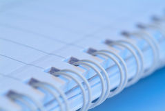 Spiral notebook Royalty Free Stock Image
