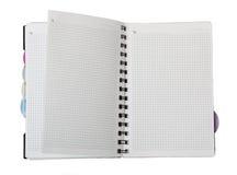 Spiral notebook Royalty Free Stock Photos
