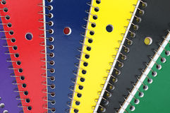 Spiral Notebooks Royalty Free Stock Photography