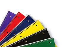 Spiral Notebooks Stock Photography