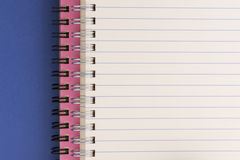 Spiral notebooks. Royalty Free Stock Photography