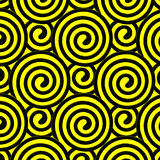 Spiral pattern royalty free stock photography