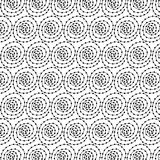 Spiral pattern Stock Photo
