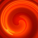Spiral Rays. 2D rendered image of spiral rays Stock Photos