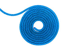 Spiral rope Stock Photography