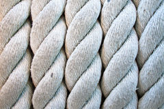 Spiral rope Stock Photo