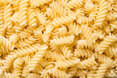 Spiral Shaped Italian Pasta Royalty Free Stock Image