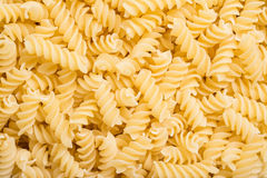 Spiral Shaped Italian Pasta Royalty Free Stock Photography