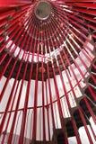 spiral staicase Arkivbilder
