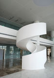 Spiral stair Stock Image