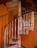 Spiral staircas Stock Photo