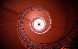 Spiral Staircase Royalty Free Stock Photos