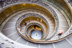 Spiral staircase. Stock Photos