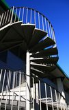 Spiral staircase 5 Royalty Free Stock Photo