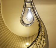 Spiral Staircase. Royalty Free Stock Image