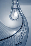 Spiral Staircase. Royalty Free Stock Photography
