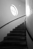 Spiral staircase of Coit Tower in San Francisco - CA Stock Photography
