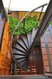 The spiral staircase Stock Images
