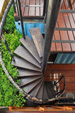 The spiral staircase Royalty Free Stock Images