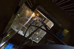 Spiral staircase. Stock Photos