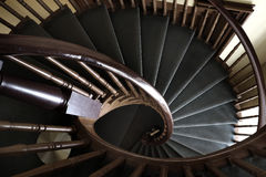 Spiral Staircase Stairs Design Stock Image