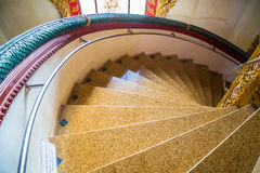 Spiral staircase Royalty Free Stock Photography