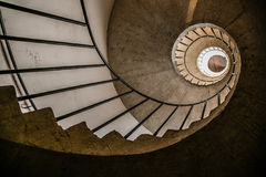Spiral staircases Stock Photos