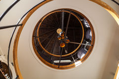 Spiral staircases Royalty Free Stock Image