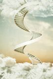 Spiral staircases Royalty Free Stock Photos