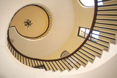 Spiral stairs Stock Image