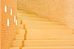 Spiral stairs. Stock Photos