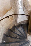 Spiral Stairs - Church Stock Photography