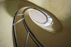 Spiral Stairs. Picture of a part of stairs royalty free stock photography