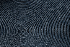 Spiral structure. Very fine spiral textile texture Stock Image