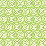 spiral tappningwallpape Royaltyfria Bilder