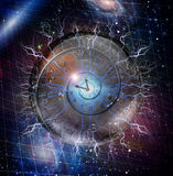 Spiral of time Royalty Free Stock Photo