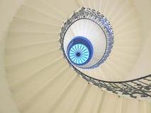 spiral trappa Royaltyfria Foton
