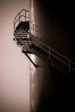 spiral trappuppgången Royaltyfri Fotografi