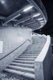 spiral trappuppgången arkivfoto