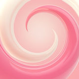 Spiral twirl as abstract background Stock Images