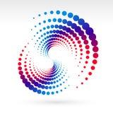 Spiral Universe element Stock Image
