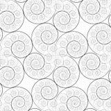 spiral vektor för modell Fotografering för Bildbyråer