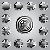 Spiral Whirl Royalty Free Stock Photos