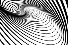 Spiral whirl movement. Abstract background. Stock Image