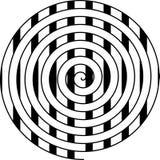 Spirala ilustración del vector